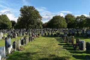 霊園墓地へfax広告で新規集客営業