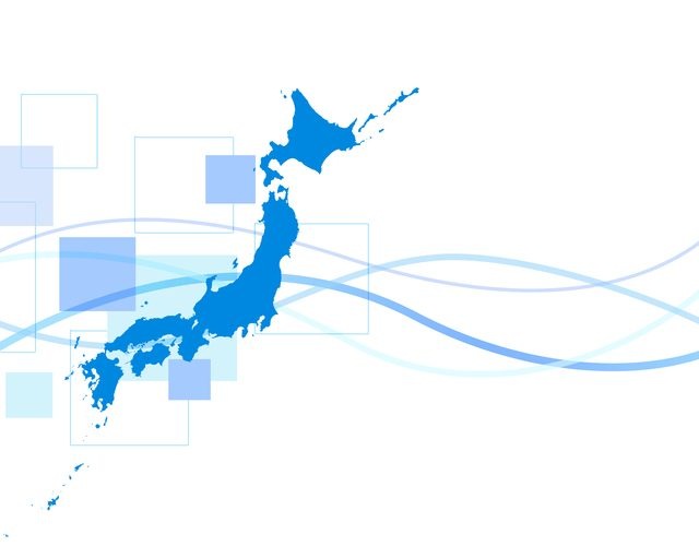 日本地図全国法人へfaxdm戦略