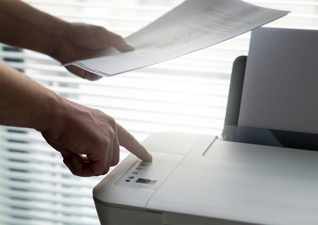 受信されたファックスのdm