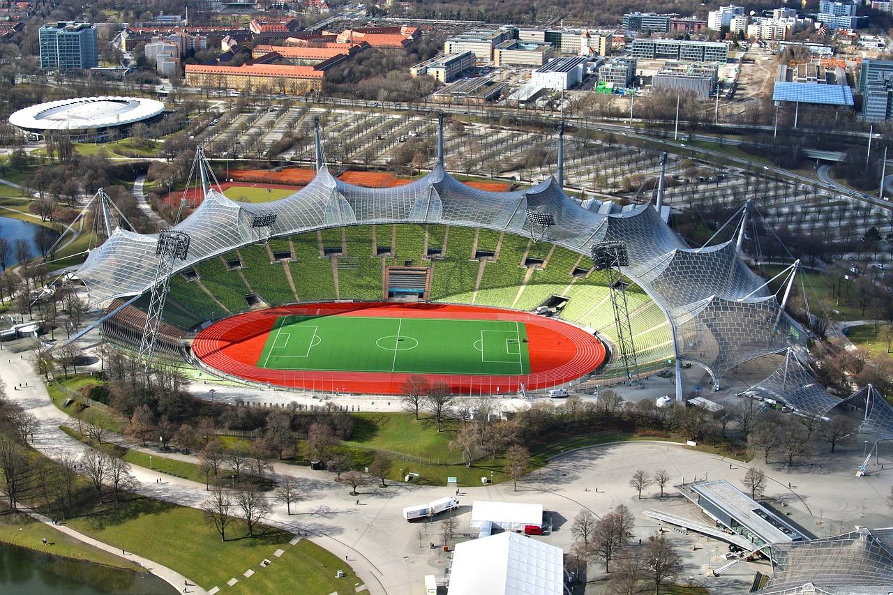 オリンピックの競技場