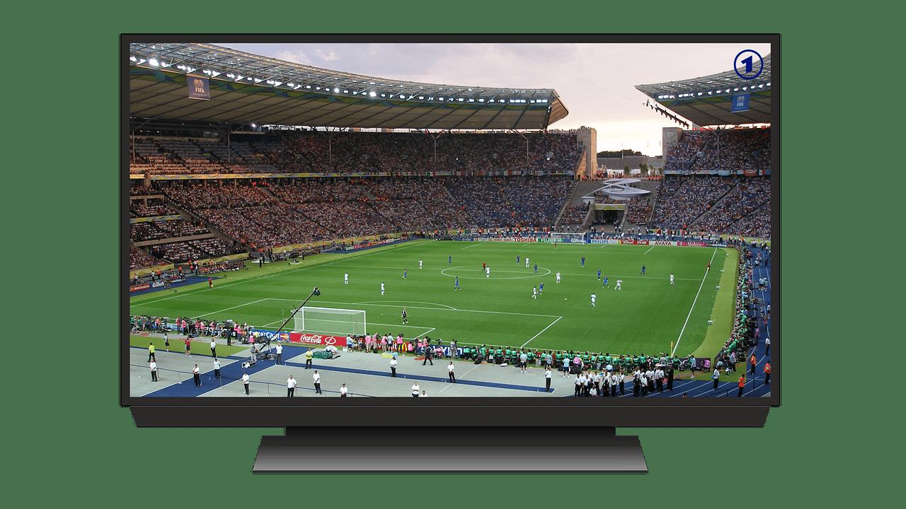 テレビのスポーツ中継