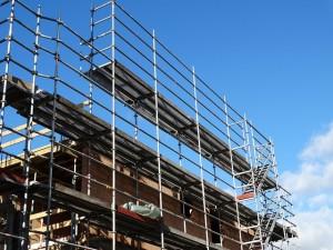 建築工事業へfax広告で新規集客営業
