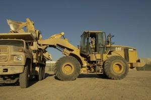 建設機械レンタルへfax広告で新規集客営業