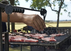 肉料理店へfax広告で新規集客営業