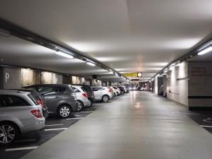 駐車場へfax広告で新規集客営業