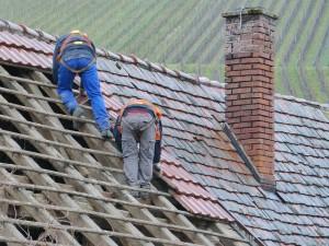 屋根工事業へfax広告で新規集客営業