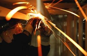 鉄鋼鉄骨工業へfax広告で新規集客営業